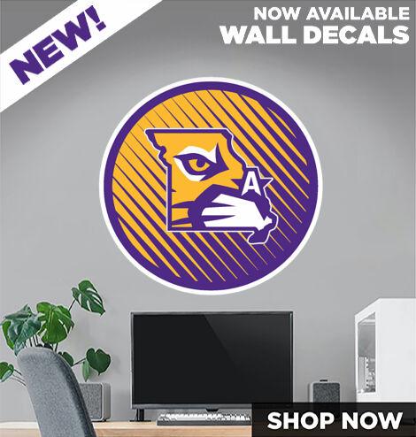 AFFTON HIGH SCHOOL Cougars Online Store DecalDualBanner Banner