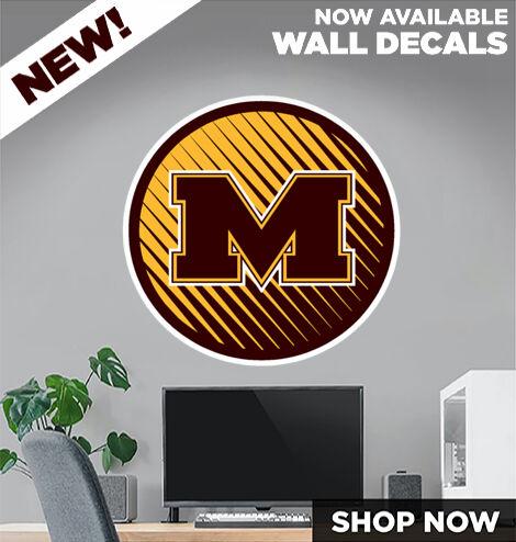 Mililani Trojans DecalDualBanner Banner
