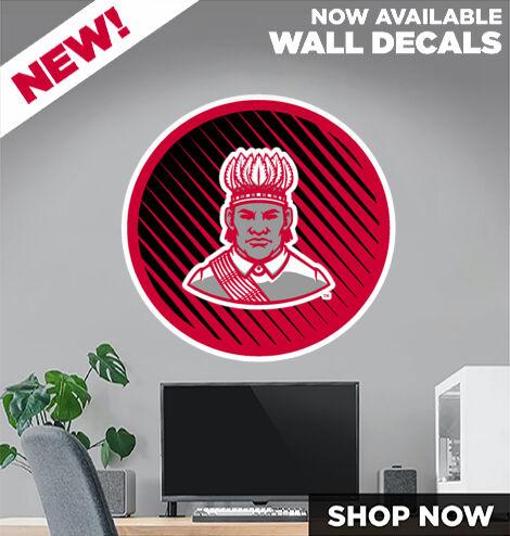 Wasilla Warriors DecalDualBanner Banner