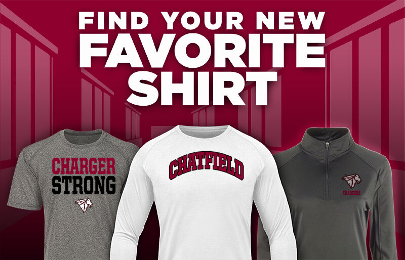Chatfield Chargers Favorite Shirt Updated Banner