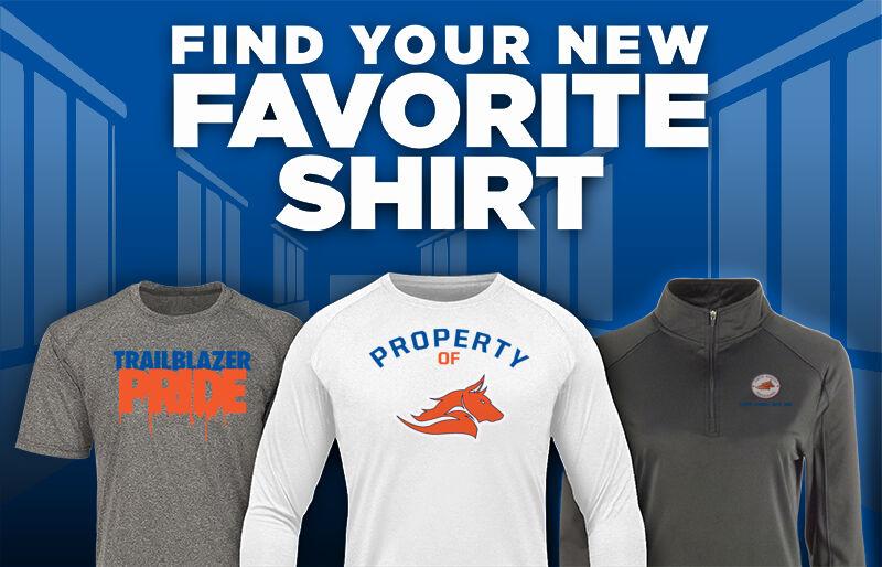 CAREER ACADEMY SOUTH BEND TRAILBLAZERS Favorite Shirt Updated Banner