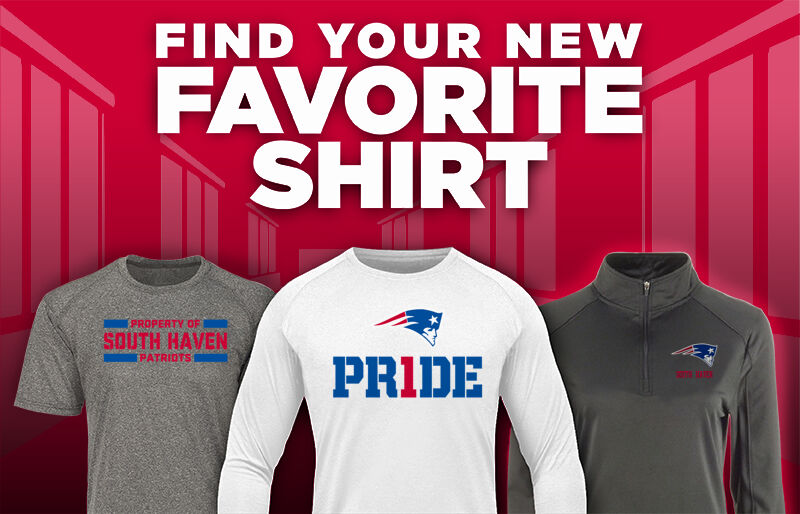 South Haven Patriots Favorite Shirt Updated Banner