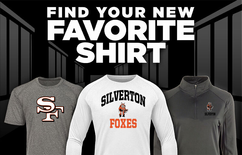 Silverton Foxes Favorite Shirt Updated Banner