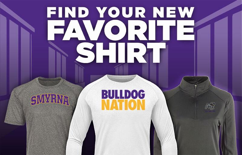 Smyrna Bulldogs Favorite Shirt Updated Banner