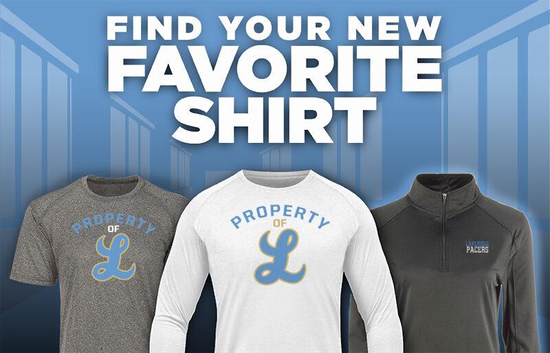 Lakeridge Pacers Favorite Shirt Updated Banner