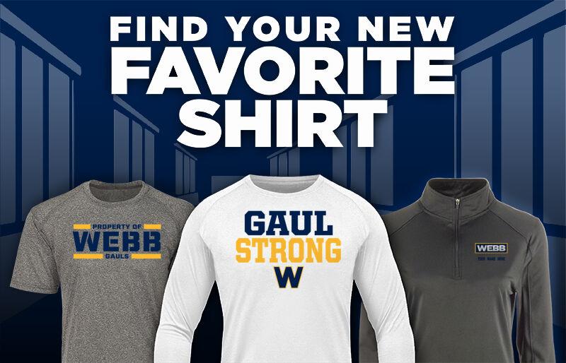 Webb Gauls Favorite Shirt Updated Banner