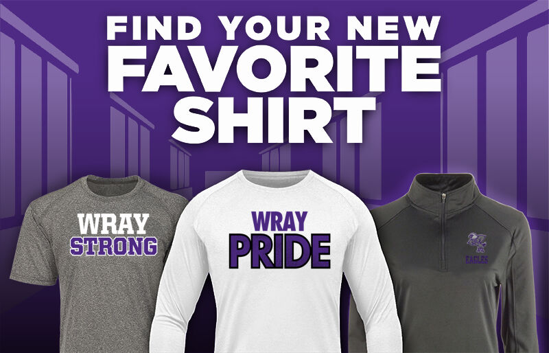 Wray Eagles Favorite Shirt Updated Banner