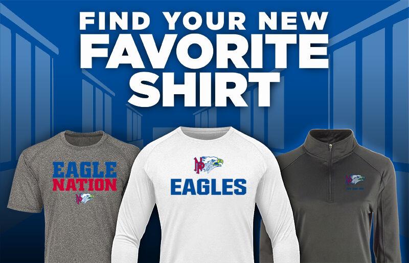 NORTHLAND PINES HIGH SCHOOL EAGLES Favorite Shirt Updated Banner