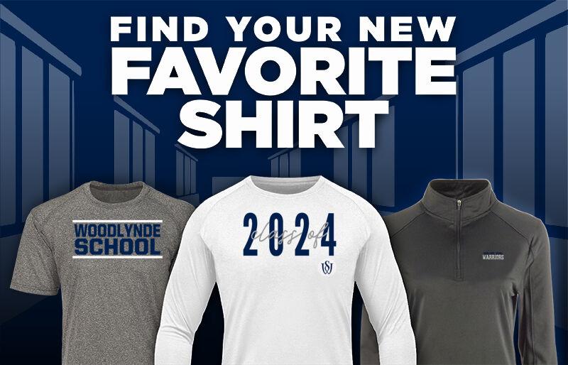 Woodlynde School Warriors Favorite Shirt Updated Banner