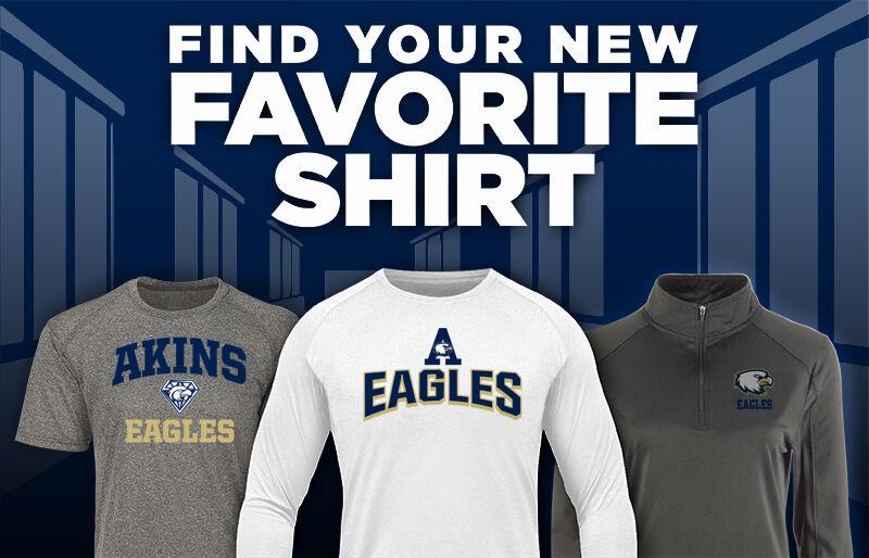 Akins Eagles Favorite Shirt Updated Banner