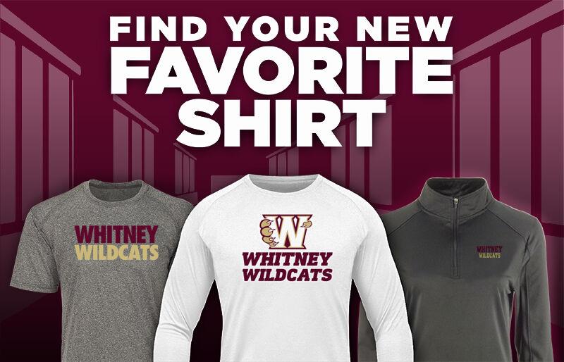 Whitney Wildcats Favorite Shirt Updated Banner