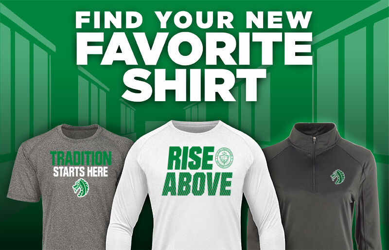 St. Mary's Dragons Favorite Shirt Updated Banner