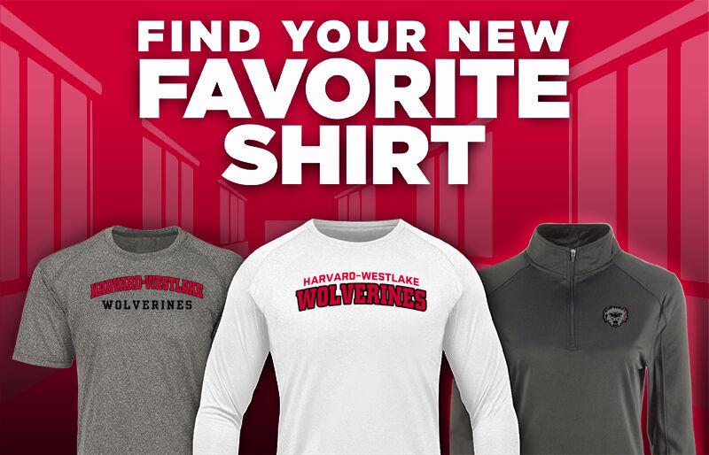 Harvard-Westlake The Official Online Store Favorite Shirt Updated Banner