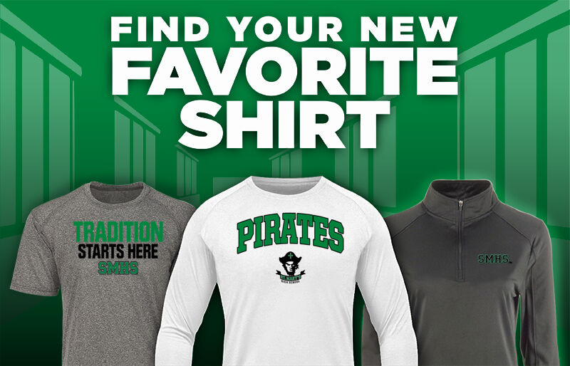 St. Mary's Pirates Favorite Shirt Updated Banner