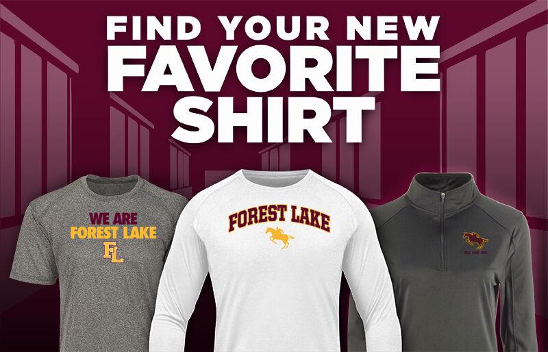 Forest Lake Rangers Favorite Shirt Updated Banner