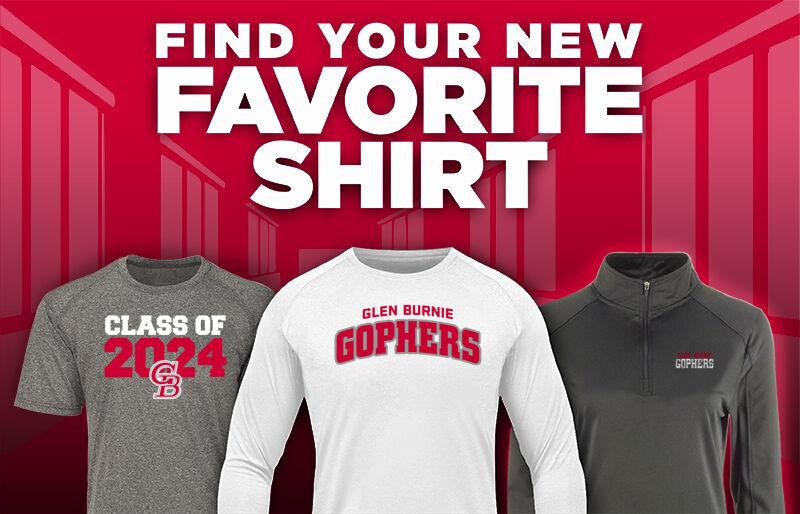 Glen Burnie Gophers Favorite Shirt Updated Banner
