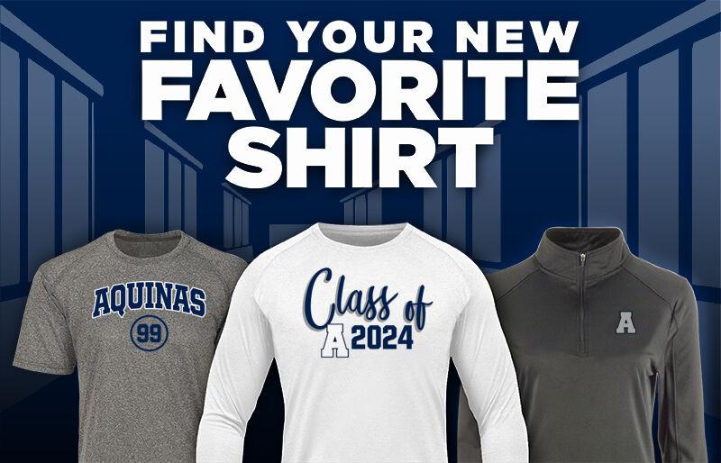 Aquinas Falcons Favorite Shirt Updated Banner