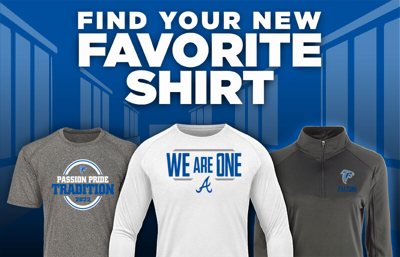 ATWATER HIGH SCHOOL FALCONS Favorite Shirt Updated Banner