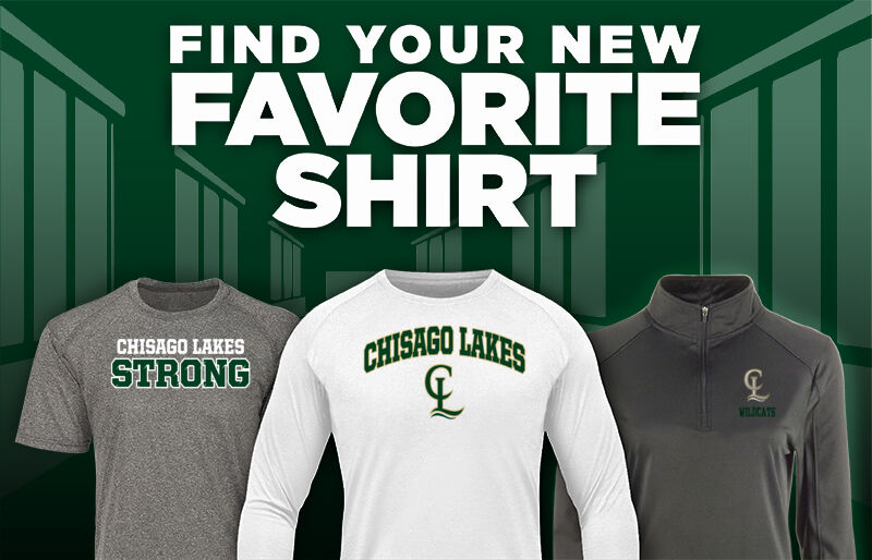Chisago Lakes Wildcats Favorite Shirt Updated Banner