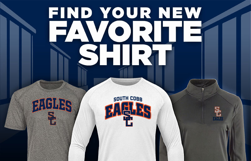 South Cobb Eagles Favorite Shirt Updated Banner