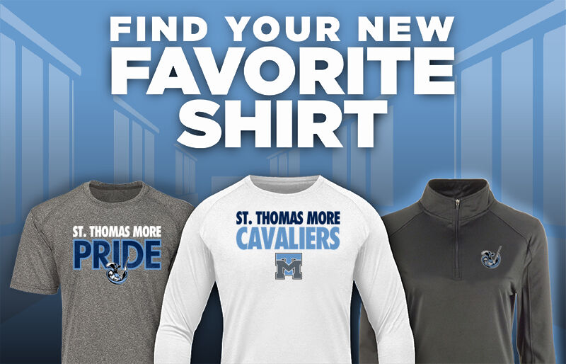 St. Thomas More Cavaliers Favorite Shirt Updated Banner