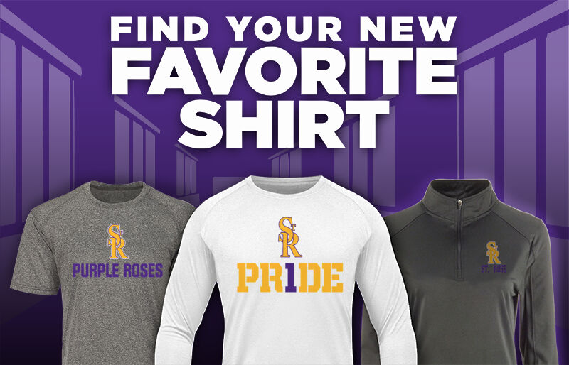ST. ROSE HIGH SCHOOL The Official Online Store Favorite Shirt Updated Banner