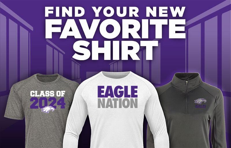 Elkhart Christian Eagles Favorite Shirt Updated Banner