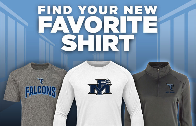 Perry Meridian Falcons Favorite Shirt Updated Banner