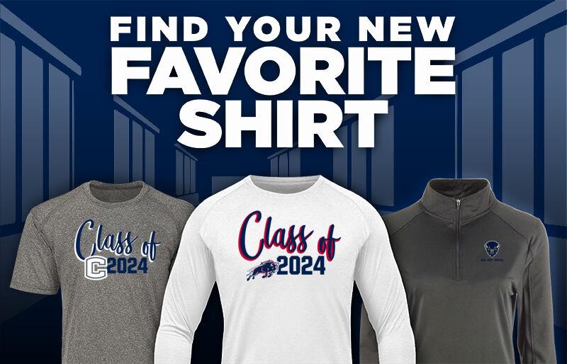 High Point Central Bison Online Store Favorite Shirt Updated Banner