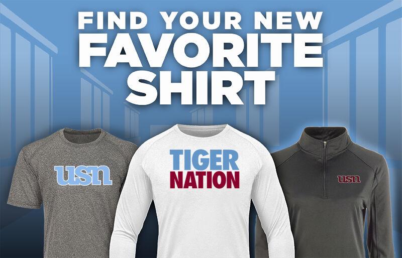 University Of Nashville Tigers Favorite Shirt Updated Banner
