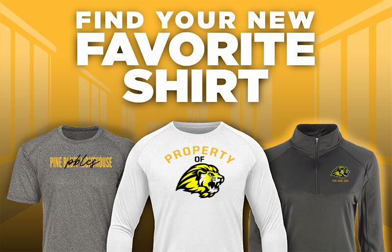 Pine Bluff Lighthouse Lions Favorite Shirt Updated Banner