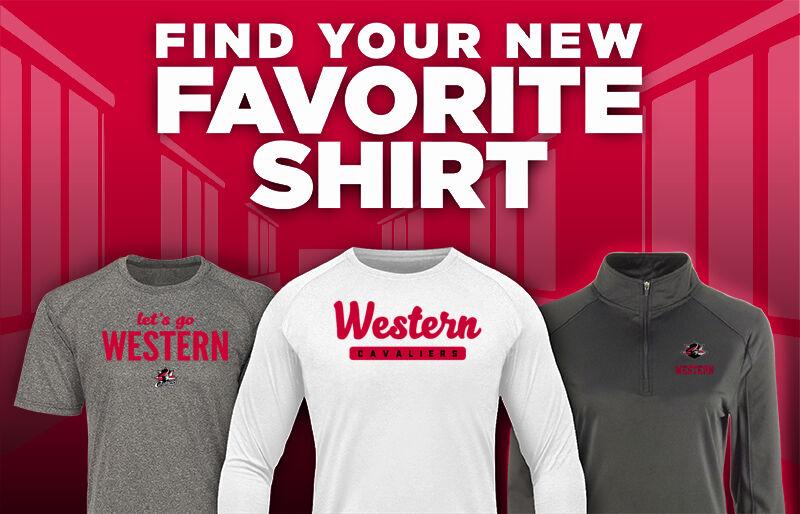 Western  Cavaliers Favorite Shirt Updated Banner