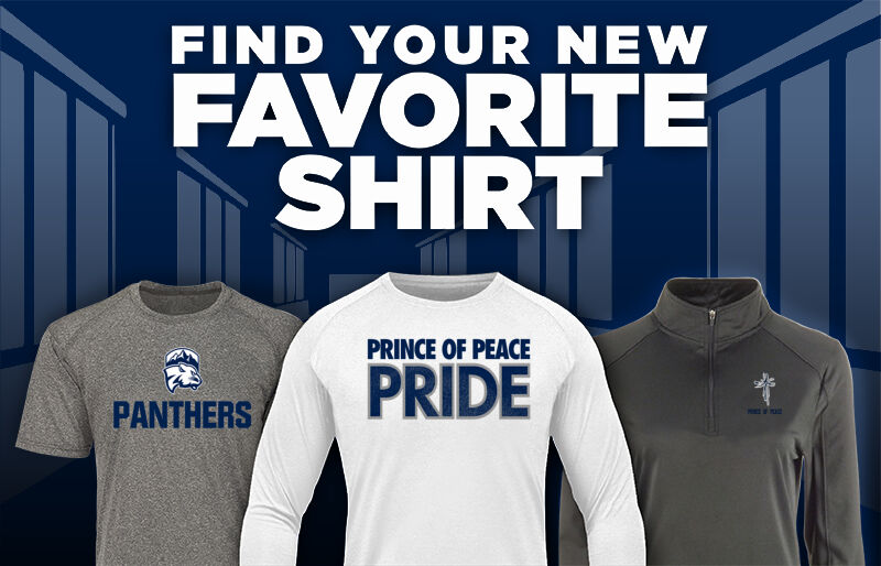 Prince of Peace Lutheran  Favorite Shirt Updated Banner