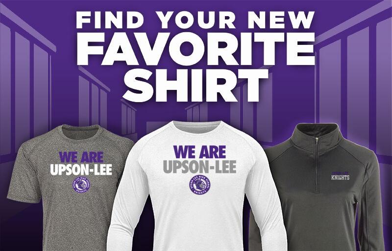 UPSON-LEE High School Knights Favorite Shirt Updated Banner
