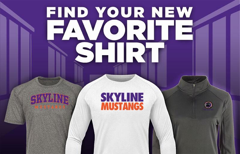 Skyline Gila River Mustangs Favorite Shirt Updated Banner