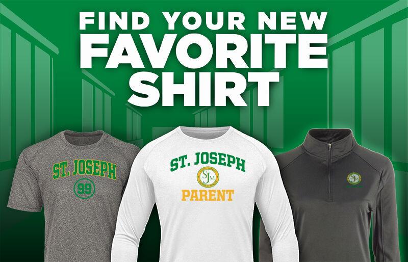 St. Joseph Catholic Church & School Carpenters Favorite Shirt Updated Banner