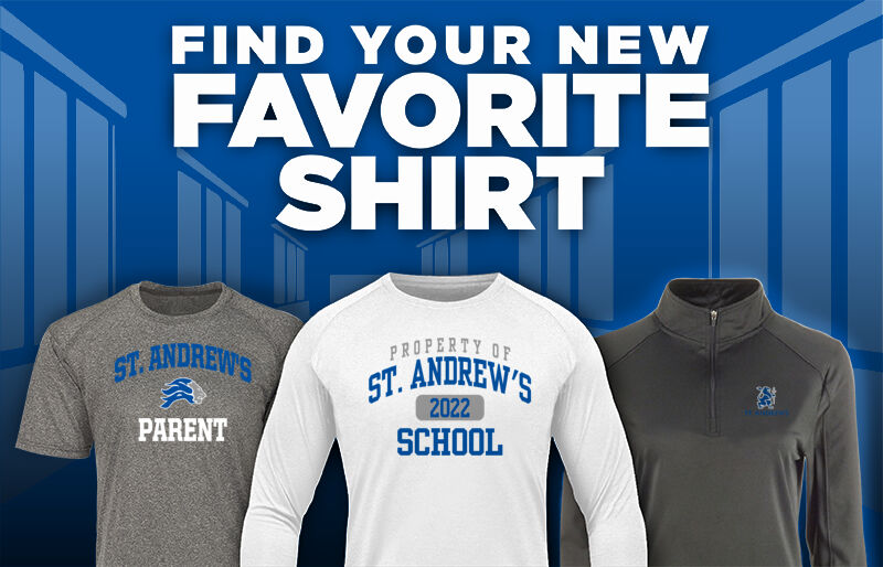St. Andrew's  Lions Favorite Shirt Updated Banner