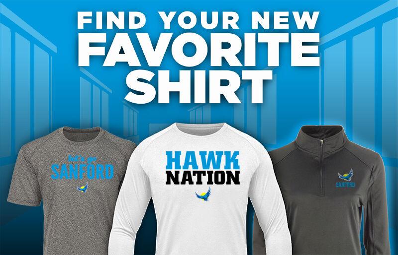 Sanford  Hawks Favorite Shirt Updated Banner