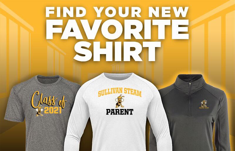 Sullivan STEAM Magnet Sullivan STEAM Favorite Shirt Updated Banner