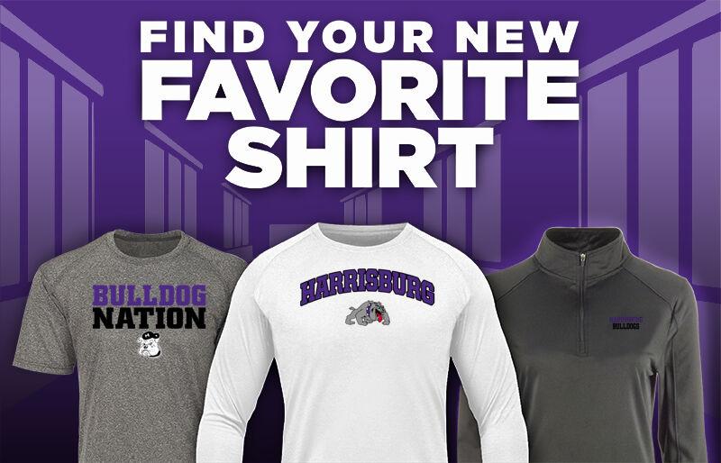 Harrisburg Bulldogs Favorite Shirt Updated Banner