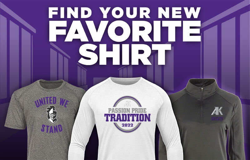 Ardrey Kell Knights The Official Online Store Favorite Shirt Updated Banner