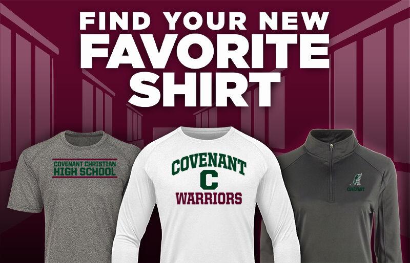 Covenant Warriors Favorite Shirt Updated Banner