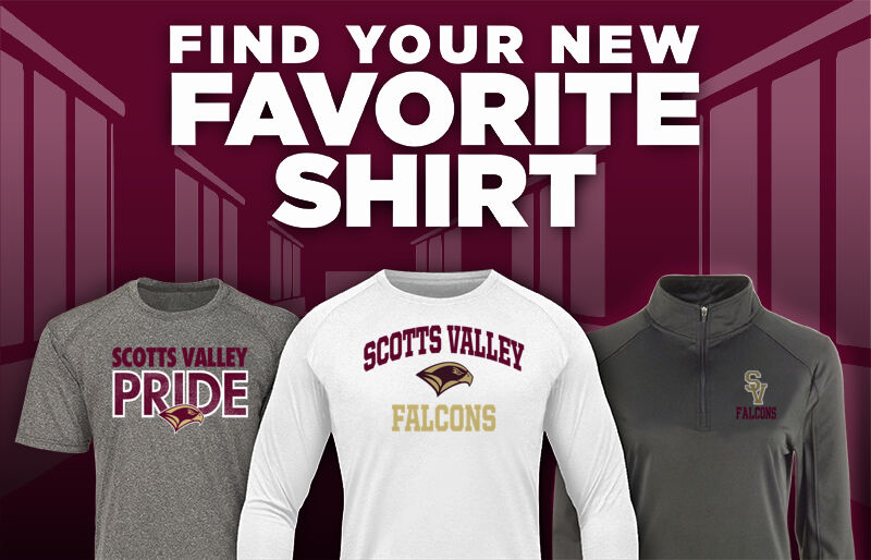 Scotts Valley Falcons Favorite Shirt Updated Banner