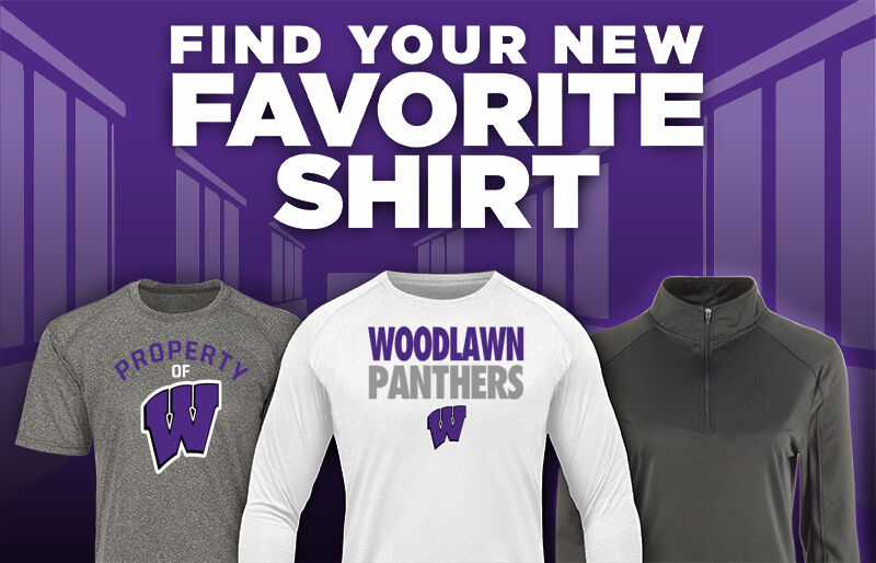 Woodlawn Panthers Favorite Shirt Updated Banner