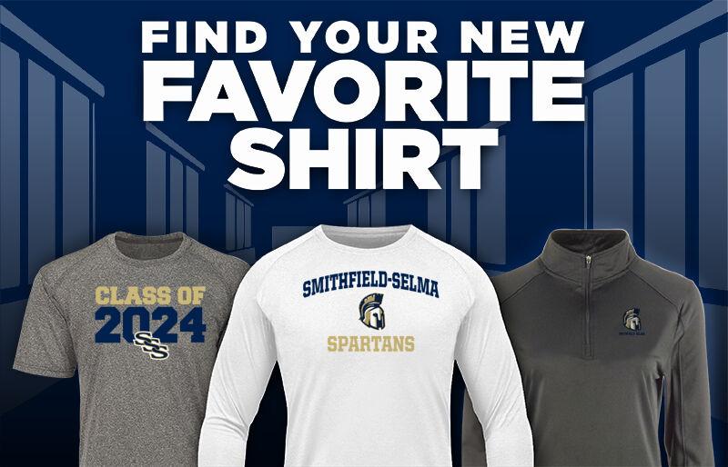 Smithfield-Selma Spartans Favorite Shirt Updated Banner