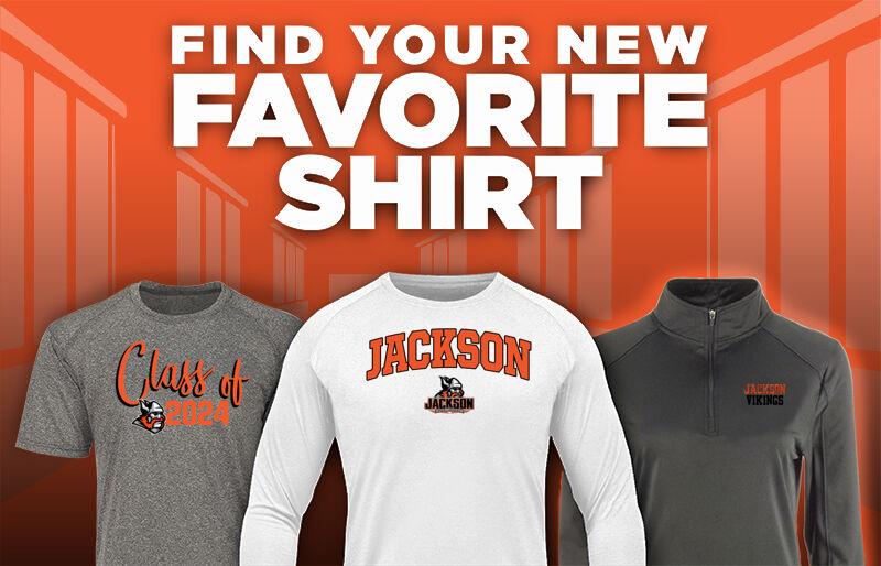 Jackson Vikings Favorite Shirt Updated Banner