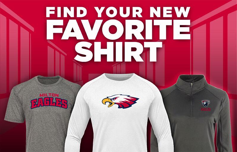 Milton Eagles Favorite Shirt Updated Banner