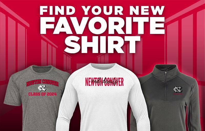 Newton Conover Red Devils Favorite Shirt Updated Banner