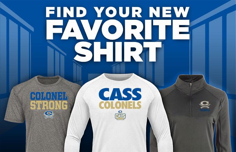 Cass Colonels Favorite Shirt Updated Banner