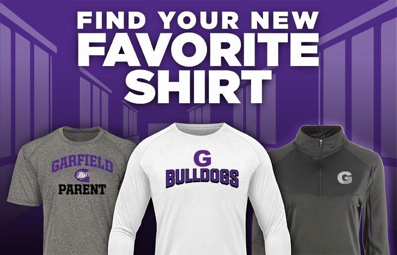 Garfield Bulldogs Favorite Shirt Updated Banner